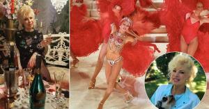 Méregdrága pezsgő, hetekig tartó, fényűző bulik – így ünnepli születésnapját a legendás díva