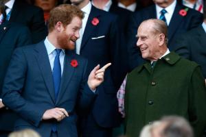 Ekkora lenne a baj Fülöp herceggel? Harryt megkérték, hogy menjen haza