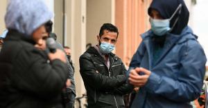 A migránsok között több a fertőzött