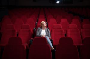 Az élményt árulják, nem a filmet