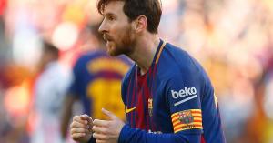 Videó: Messi úgy ünnepelte a gólját, ahogy talán még soha