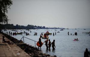 A Balaton lehet Európa legbiztonságosabb tava