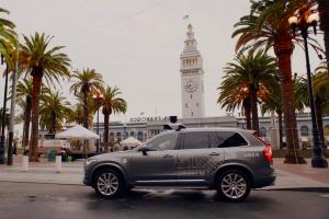 Gyalogost gázolt halálra az Uber robotautója