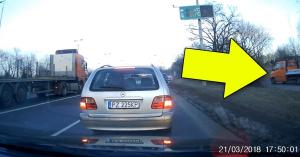 """Megalkották a tökéletes """"bunkócsapdát"""" a lengyel rendőrök! – VIDEÓ"""