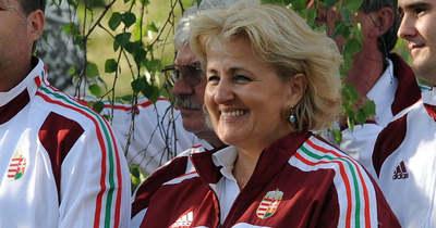 Elhunyt a sportlövő bajnoknő Igaly Diána