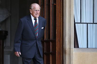 Erzsébet királynő számára 8 napos gyász következik - Részletek Fülöp herceg temetéséről