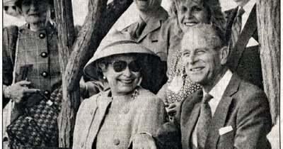 Felidézzük II. Erzsébet és Fülöp herceg kecskeméti és bugaci látogatását