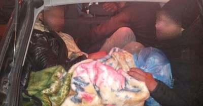 69 éves olasz embercsempészt és öt migránst fogtak Tatánál