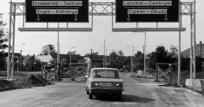 Emlékszel, milyen lassan készült el az M7-es autópálya?