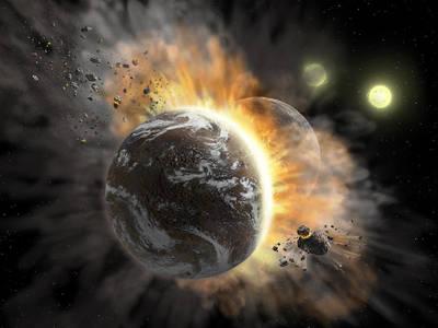 Gigantikus aszteroida száguld a Föld felé: ma este ér a bolygónk közelébe