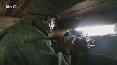Fokozódik az orosz-ukrán feszültség