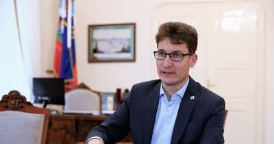 Cser-Palkovics András megkapta a koronavírus elleni oltást