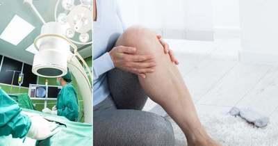 Sokkoló eset – a fiatal lány meg akart szabadulni fájós lábától, és sajnos sikerült is neki