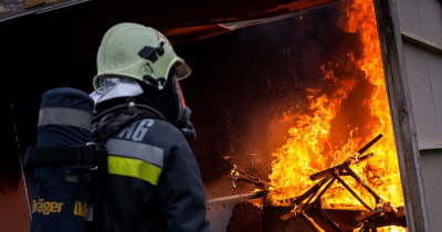 Felcsaptak a lángok egy gyulai ingatlanban