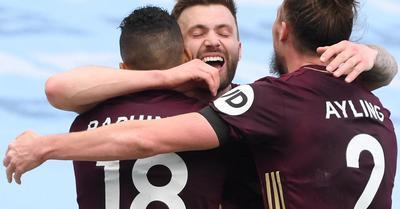 PL: két lövés, két gól – a Leeds emberhátrányban győzte le a Man. Cityt