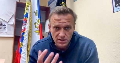 Levelet küldtek a németek Navalnijnak a börtönbe