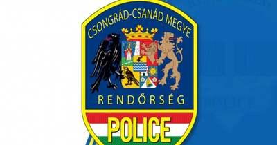 Baleset szemtanúinak jelentkezését várja a Szegedi Rendőrkapitányság