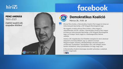 Újabb DK-s önkormányzati képviselő halt meg koronavírusban