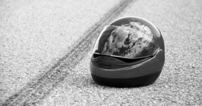 Tragikus lett a motoros baleset