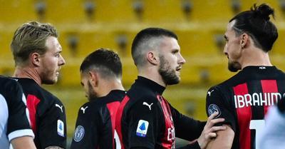 Serie A: Ibrahimovicot kiállították, de nyert a Milan