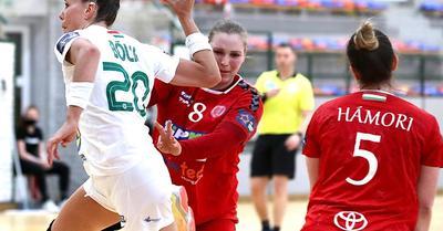 Női kézi MK: elsőként a Ferencváros jutott a legjobb négy közé