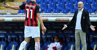 Serie A: Ibrahimovic piros lapja csupán félreértés lenne?