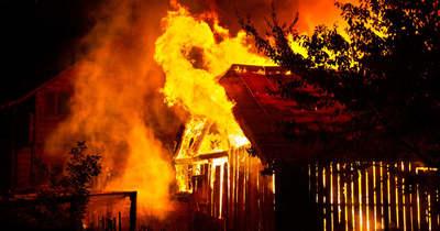 Családi ház égett Törökszentmiklóson
