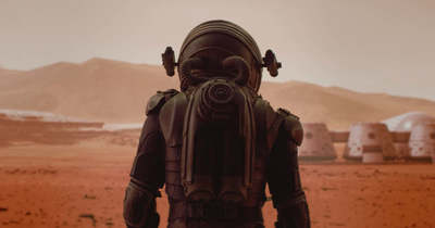 Magyarázatot találtak a Marson megfigyelt rejtélyes fekete pókokra
