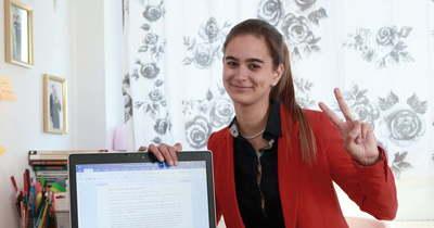 Az üzenet célba ért – A pázmándi diáklány levelet írt a miniszterelnöknek