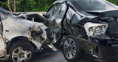 Két autó ütközött össze hajnalban Rácalmásnál