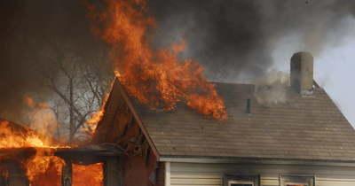Tűz ütött ki egy kunmadarasi családi ház melléképületében