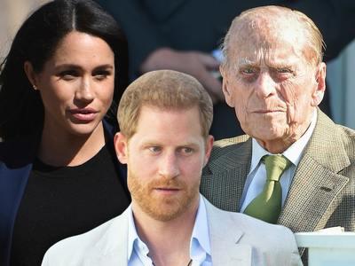 Meghan Markle nem utazik el Fülöp herceg temetésére