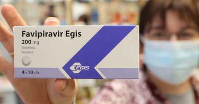 Covid-gyógyszer a patikából: így fogy a favipiravir Heves megyében