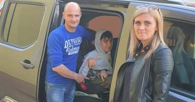 Új autót vásárolhatott a fegyverneki Tőzsér család