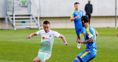 A Szombathelyi Haladás 2-2-es döntetlent játszott a Kazinbarcikával