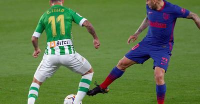 La Liga: fontos pontokat hullajtott el az Atlético a Betis otthonában
