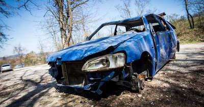 A hatóság elszállíttatja a közterületen hagyott üzemképtelen járművet