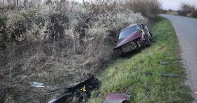 Ittas lehetett a súlyosan megsérült sofőr