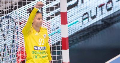Női kézi: a DVSC kapusa is bekerült a válogatott keretébe