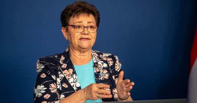 Müller Cecília: emelkedik a koronavírus koncentrációja Eger szennyvízében