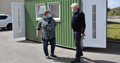Megoldást találtak a látogatásra a Vízpart körúti idősek otthonában