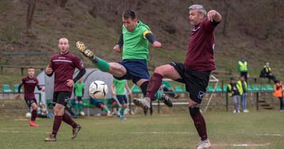 Két góllal nyert a Mátraterenye (fotók)