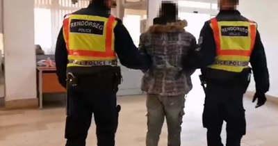 Már korábban letartóztatták az újbudai köhögős koldust