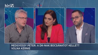 A magyar politikai életben van egy nagyon éles választóvonal: Gyurcsánnyal vagy Gyurcsány ellen?