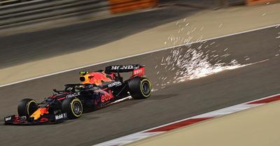 F1: Pérez újraindította az autót, ez mentette meg az első futamát