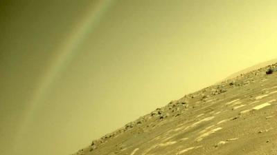 Döbbenetes dolgot találtak a Marson