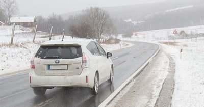 Havazással és viharos széllel tér vissza a tél Veszprém megyébe