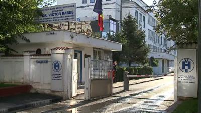 Három páciens meghalt a bukaresti konténerkórház üzemzavara miatt