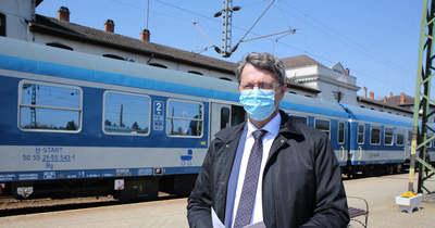 Kanizsa ismét fontos vasúti csomópontként funkcionál