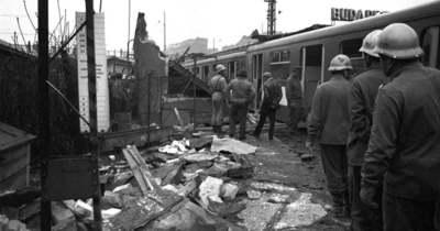 Soha nem látott fotók a 43 évvel ezelőtti HÉV-szerencsétlenségről